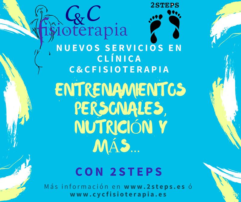 Colaboración con 2 STEPS